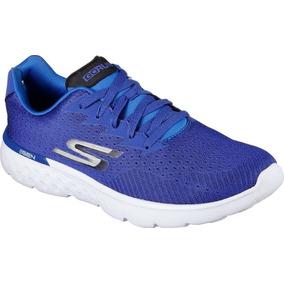 Tenis Skechers Go Run Azul Hombre 54354xblu 57abcdf9287f0