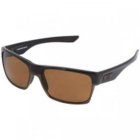 c738aae2d144f Oculos Oakley Two Face Polarizado Marrom De Sol - Óculos no Mercado ...