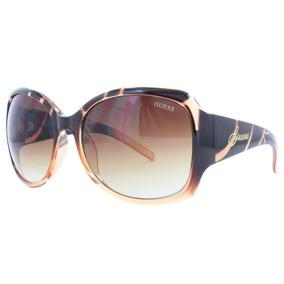 d34b0df6a9283 Guess Óculos De Sol Feminino Guf200 Toam-34 Novo Original