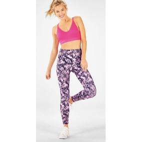 Set Deportivo Top Y Leggins Yoga Fabletics By Kate Hudson
