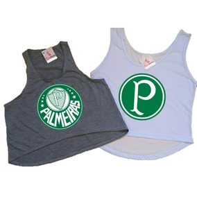 Time Ceara Feminino - Camisetas e Blusas Cropped no Mercado Livre Brasil 7cba6055df328