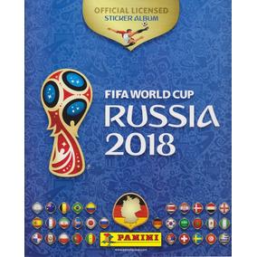 Álbum Digitalizado Copa Do Mundo 2018 + 2 Álbuns A Escolher