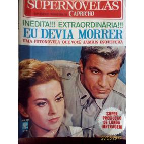 Supernovelas Capricho Antiga E Rara N.6