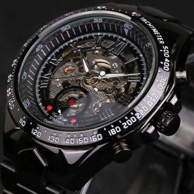 1a733d6c33a Relogio Skeleton Mecanico - Relógio Masculino no Mercado Livre Brasil