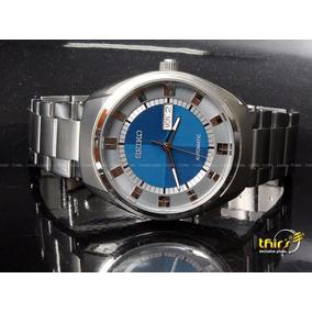 b8dcba64c20 Relogio Seiko Cal 4r37a 27 Jewles Automatico Original - Relógio ...