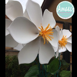 Moldes Para Flores En Goma Eva En Mercado Libre Chile
