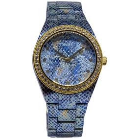 Relógio Guess Original Coleção Jeans Feminino - 92536lpgtdc