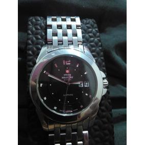 c9ca7fbb567 Relógio Suiço Militar Safira Relogio Swiss Military Sapphire