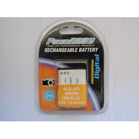 Bateria Nikon En-el23 P600