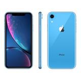 iPhone Xr 128gb, 12x S/juros, Lacrado, 1 Ano De Garantia