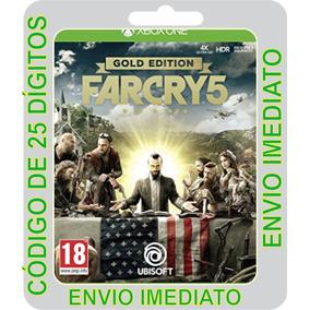Far Cry 5 Gold Edition - Xbox One - Código 25 Dígitos