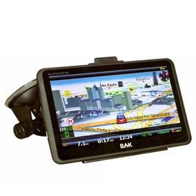 Gps Com Câmera De Ré - Bak Bk-gps7009 Tv 7