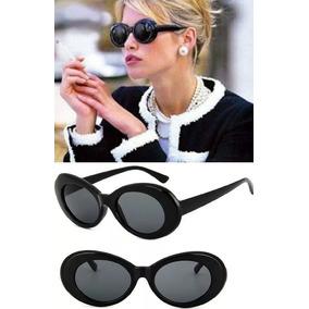 Óculos Escuros Arredondado De Grife Masculino Kurt Hype Moda · R  39 52 6b2b0ffca8
