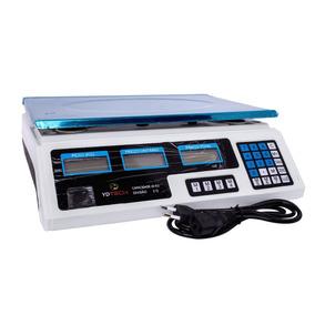 Balanca Eletronica Digital 40kg Bivolt Precisao Dieta Sp