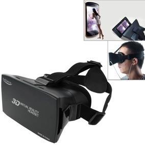 3d Carton Cabeza Montaje Plastico Realidad Virtual Lente