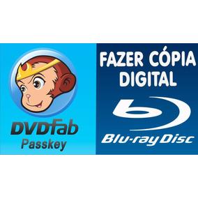 Dvdfab Passkey -faça Cópias De Dvd E Blu-ray Sem Dificuldade