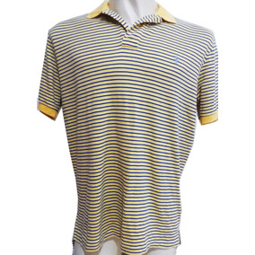 Camisa Polo Ralph Lauren Listrada Masculina - Calçados f8bbf45bff5