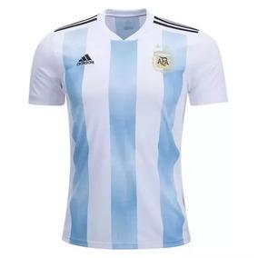 Camiseta De Argentina adidas Mundial Rusia 2018 Oferta !!!!