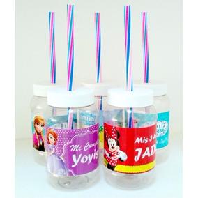Calcomania Vinil Impresa Full Color Para Vasos Y Frascos