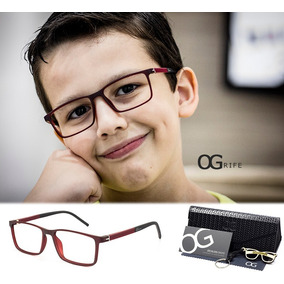 4638586321d5d Armação Oculos Tamanho Personalizado - Óculos no Mercado Livre Brasil