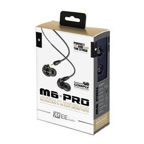 Fone De Ouvido Mee Audio M6 Pro Clear - M6pro 23811