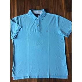 9178fe0cc3 Camisa Polo Masculina Tommy Hilfiger G Importada Original