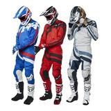 Conjunto Fox 180 Cota 2019 Motocross Enduro Solomototeam