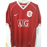 Camisa Manchester United #2 Original Clássica Neville