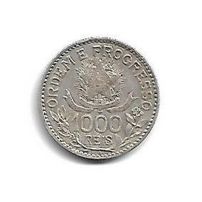 Moeda Brasil 1000 Réis 1913