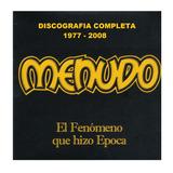 Menudo - Discografia Completa - (1977 - 2008) - Mp3 + Cds