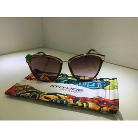 Haste Oculos Atitude Solar - Óculos De Sol no Mercado Livre Brasil fdb2dd2072
