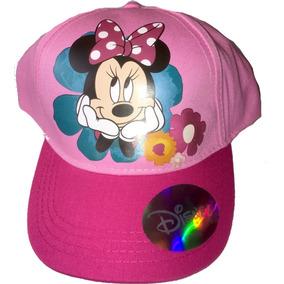 Gorra Niña Minnie De Disney Bordada De Lujo Rosa Sublimada d1d0ed56b25