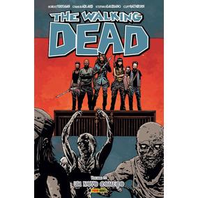 The Walking Dead 22! Panini! Em Portugues! Novo E Lacrado!