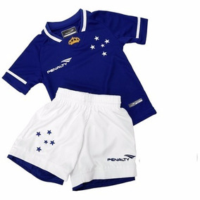 Conjunto Infantil Cruzeiro C  Meião (personalizado) c9390782aaece