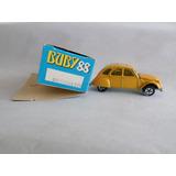 Autito Citroen 3 Cv De La Colección Buby 88
