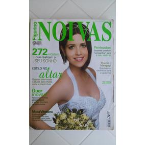 Revista Figurino Noivas + 100 Unhas E 1 Esmalte