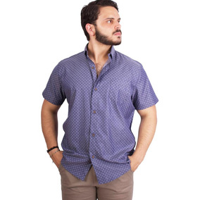 Camisa Algodon Patricio Gris