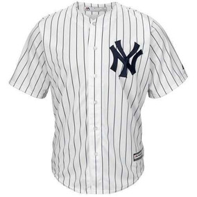 Camisa Camiseta Baseball Ny Yankees Mlb Majestic Frete 7a185548320