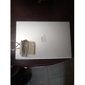 Laptop Macbook Para Repuesto + Cargador