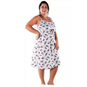 Camisolas De Malha Plus Size - Moda Íntima e Lingerie no Mercado ... 240191a1b9224