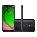 Smartphone Motorola G7 Play 32gb Indigo 4g - 2gb Ram