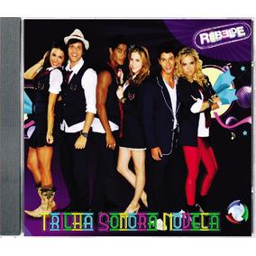 cd novela rebelde brasil record trilha sonora 2011