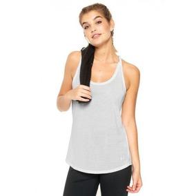 Regata Under Armour Feminina - Camisetas e Blusas no Mercado Livre ... 079a72444e9