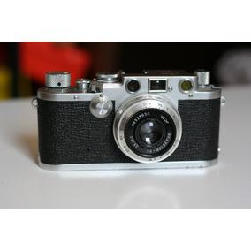 Camera Leica Iiif Somente Corpo, Sem Lente. Bom Estado