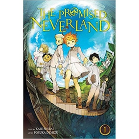 Mangá Yakusoku No Neverland Volume 1-12 Digital