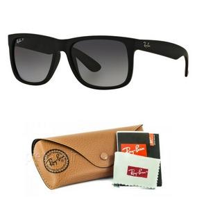 Ray Ban Rb4165 Justin Preto Polarizado - Óculos no Mercado Livre Brasil 4ede34093b