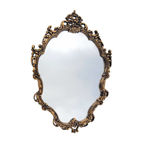 Espelho Decorativo Sala Barrock Tok&stok 54 X 37