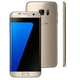 Samsung Galaxy S7 Edge 32gb Vitrine +10% De Desconto A Vista