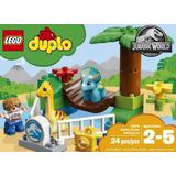 Lego 10879 Zoológico Para Niños: Gigantes Gentiles Jurassic