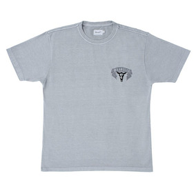 659d3a4dde Camiseta Wrangler Masculina Cinza 21281